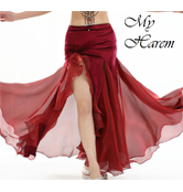 gonna sirena bordeaux VLV
